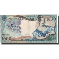 Billet, Portugal, 1000 Escudos, 1967, 1967-05-19, KM:172b, TB+ - Portugal