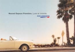 AIR FRANCE Rolls Royce  Design  Pub Publicié  24 (scan Recto Verso)KEVREN0765 - Voitures De Tourisme