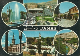 ( DAMAS     )  (  SYRIE     ) - Syria