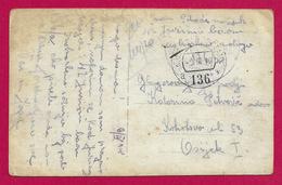 Carte Photo Première Guerre Mondiale - Armée Austro Hongroise - Portrait D'un Soldat - Guerre Mondiale (Première)
