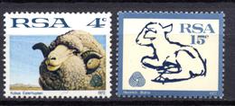 1972 -  SUD AFRICA -  Mi. Nr.  234/236 - NH - (AS2302.46) - Afrique Du Sud (1961-...)