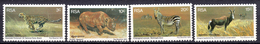 1976 -  SUD AFRICA -  Mi. Nr.  500/503 - NH - (AS2302.46) - Afrique Du Sud (1961-...)