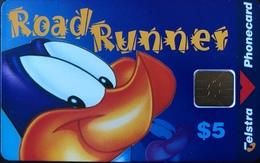 AUSTRALIE  -  TELSTRA  -  Road Runner  -  $5 - Australia