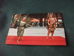 STORIA POSTALE  FRANCOBOLLO THAILANDIA TAILANDIA YARAN FOLLOWING THE PEACOCK JAVANESE - Thailand