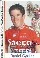 Daniel Gysling (wielrennen) - Ciclismo
