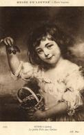 Musée Du Louvre - La Petite Fille Aux Cerises - 2048 - Museum