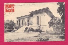83 - SAINTE RAPHAEL - Villa Marie - Emilie - Saint-Raphaël