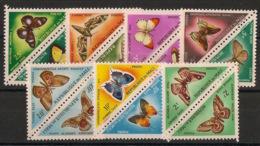 Mali - 1964 - Taxe TT N°Yv. 7 à 20 - Papillons - Neuf Luxe ** / MNH / Postfrisch - Butterflies