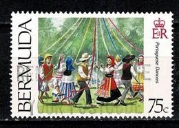 Bermuda 1995 Portuguese Dancers - Used - Bermuda