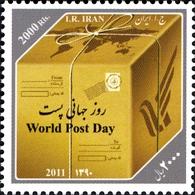 IRAN 2946 Journée De La Poste - Correo Postal