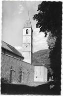 04 COLMARS LES ALPES - Les Remparts Et L'église - SM - Autres Communes