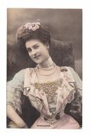 Winchester, Par Reutlinger? 1906, éd. S.I.P. N° 1306, Artiste, Actrice, Robe, Mode - Artistas