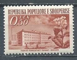 Albanie YT N°454 Neuf ** - Albania