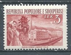 Albanie YT N°457 Neuf ** - Albania