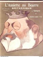 L'ASSIETTE AU BEURRE-1902- 65-ESPRIT BRITANNIQUE-EDOUARD VII-CAMARA - 1900 - 1949