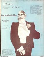 L'ASSIETTE AU BEURRE-1903-101-LES ACADEMISABLES-CAMARA - 1900 - 1949