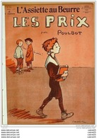 L'ASSIETTE AU BEURRE-1908-383-LES PRIX-POULBOT - Livres, BD, Revues