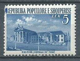Albanie YT N°458 Neuf ** 2ND CHOIX - Albanien