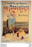 L'ASSIETTE AU BEURRE-1909-445-LES RADICAUX-PONCET - 1900 - 1949