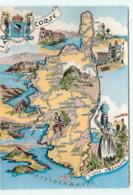 La Corse, Souvenir (scan Recto-verso) KEVREN0115 - Non Classificati