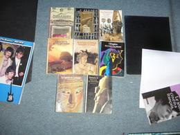 Découvertes Gallimard Lot 8 Livres Carthage Scythes Egypte Alexandre Le Grand Perse Pheniciens - Storia