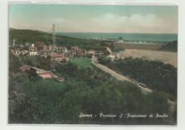 SAVOCA - FRAZIONE S.FRANCESCO DI PAOLA    VIAGGIATA   FG - Messina
