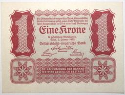 Autriche - 1 Krone - 1922 - PICK 73 - NEUF - Austria