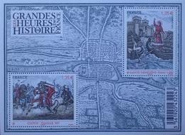 PTT/966 - 2012 - FRANCE - CLOVIS / SAINTE GENEVIEVE - BLOC N°F4704 NEUF** - Ungebraucht
