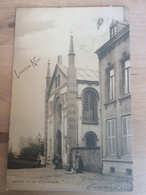 "CPA Arlon - La Synagogue - Erreur D'impression ""Le Synagogue"" - Circulée - Divisée - TBE - Arlon"