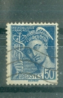 FRANCE - N° 414A Oblitéré - Type Mercure. - 1938-42 Mercure