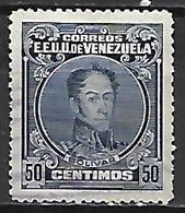 VENEZUELA.   1924    Y&T N° 150B Oblitéré.   Cote 20,00 Euros - Venezuela