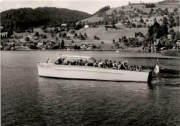 "Motorboot ""Aegeri"" - ZG Zoug"