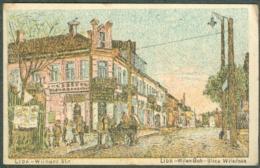 Lituanie Lida Wilna Ulica Wilenska 1916 - Lituanie