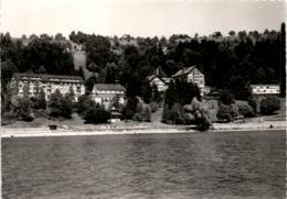 "Kuranstalt ""Ländli"" Oberägeri Gesamtansicht (3464) * 28. 7. 1966 - ZG Zoug"