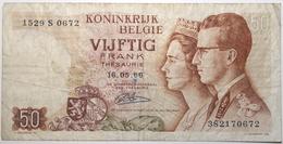 Belgique - 50 Francs - 1964 - PICK 139a.4 - TTB - [ 2] 1831-...: Belg. Königreich
