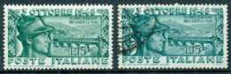 [104866]*//-N° 530, Pont Des Alpes, 1 Timbre */MH Et 1 Oblitéré En 2 TB Nuances. - 1946-.. République