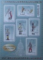 PTT/971 - 2012 - FRANCE - LES SOLDATS DE PLOMB - BLOC N°F4665 NEUF** - Ungebraucht