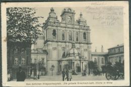 Lituanie Kriegsschauplatz Wilna 1917 - Lituanie