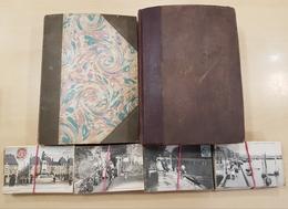 Lot De 3450 Cpa Principalement France - Vrac Et Deux Albums - Postales