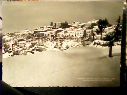 ARIANO IRPINO SOTTO LA NEVE VB1958  HQ9131 - Avellino
