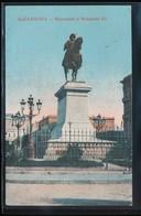 Egypte --  Alexandria -- Monument Of Mohamed Aly - Alexandria