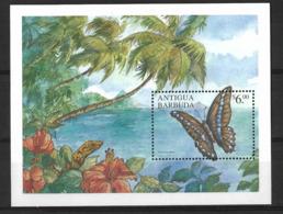 ANTIGUA BARBUDA 2000  BUTTERFLIES - Butterflies