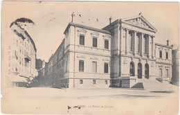Alpes Maritimes : NICE : Le Palais De Justice : ( Précurseur ) - 1901 - - Monuments, édifices
