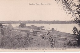 COTE D IVOIRE(ABIDJAN) GARE - Costa De Marfil