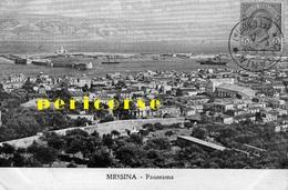 Messina  Panorama - Messina