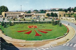 71. MACON . LA GARE MIXTE RAIL-ROUTE. ANNÉE 1967 + TEXTE. - Macon