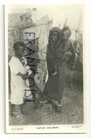 Soudan. Native Children. Enfants Soudanais - Afrique Du Sud, Est, Ouest