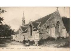 PONT AVEN (Finistère), La Chapelle Trémole Au Bois D'Amour - Pont Aven