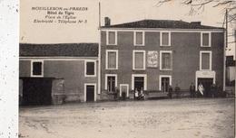 MOUILLERON-EN-PAREDS HOTEL DU TIGRE PLACE DE L'EGLISE - Mouilleron En Pareds