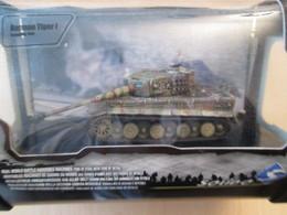 CARTONCAV / Modèle Réduit Char Allemand TIGRE  39/45 DIE CAST FORCES OF VALOR : - Panzer